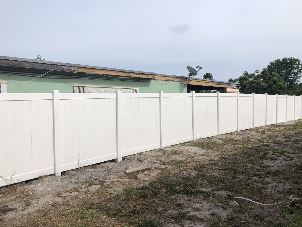 New Orleans PVC Fence Installation Companies