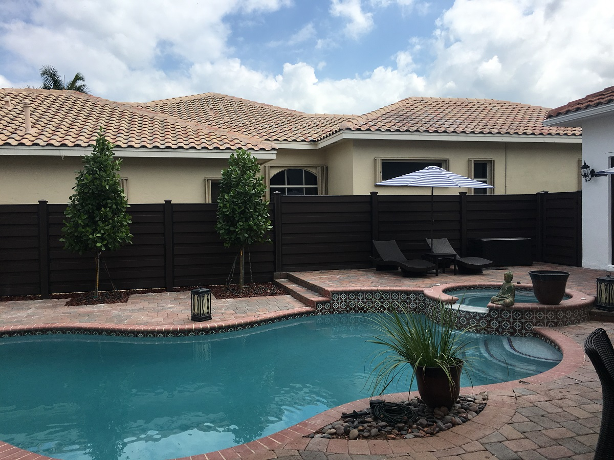 Pool Fencing in New Orleans