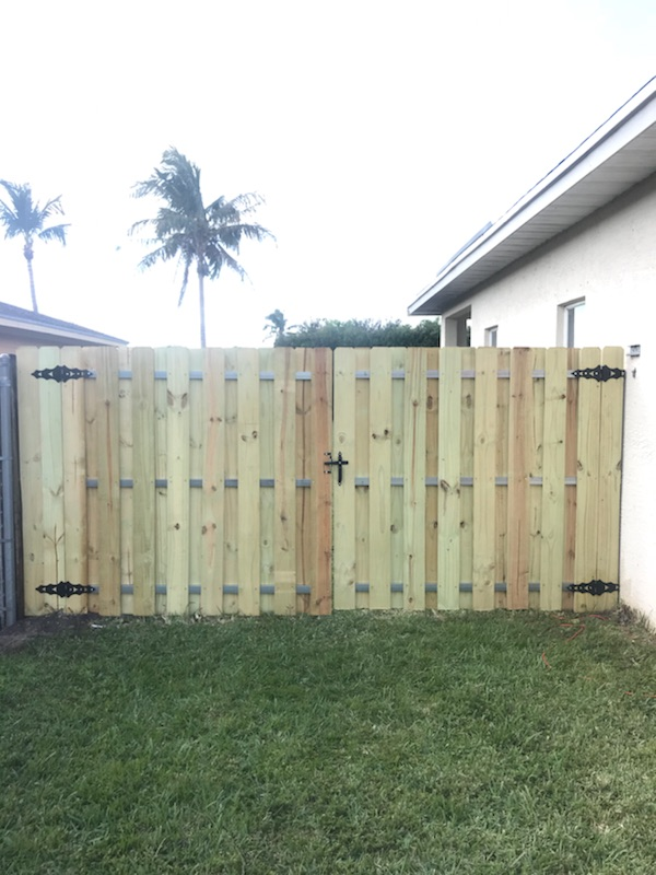 New Orleans residential fence company